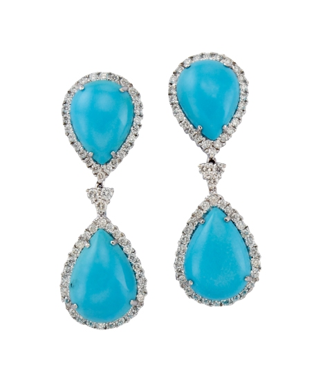 Turquoise Earrings 2