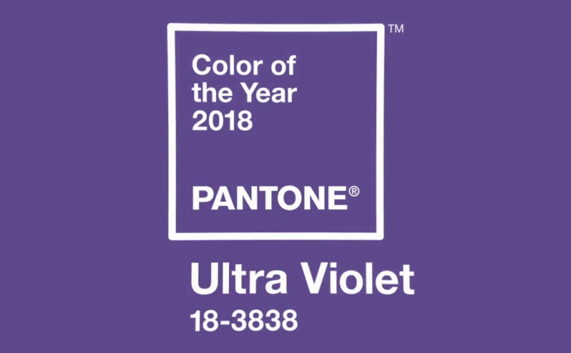 Ultra Violet – Pantone Color of the Year