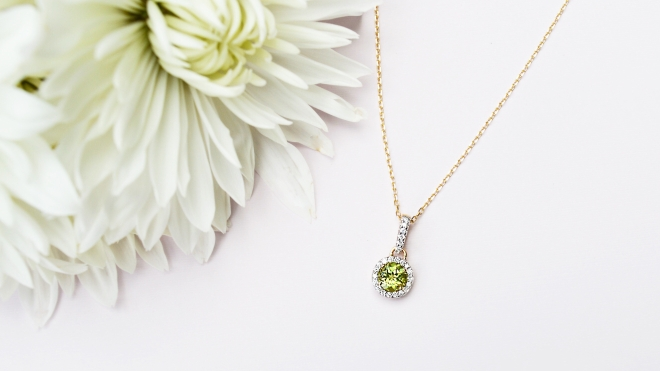 diamond-peridot-necklace-michaelsjewelers